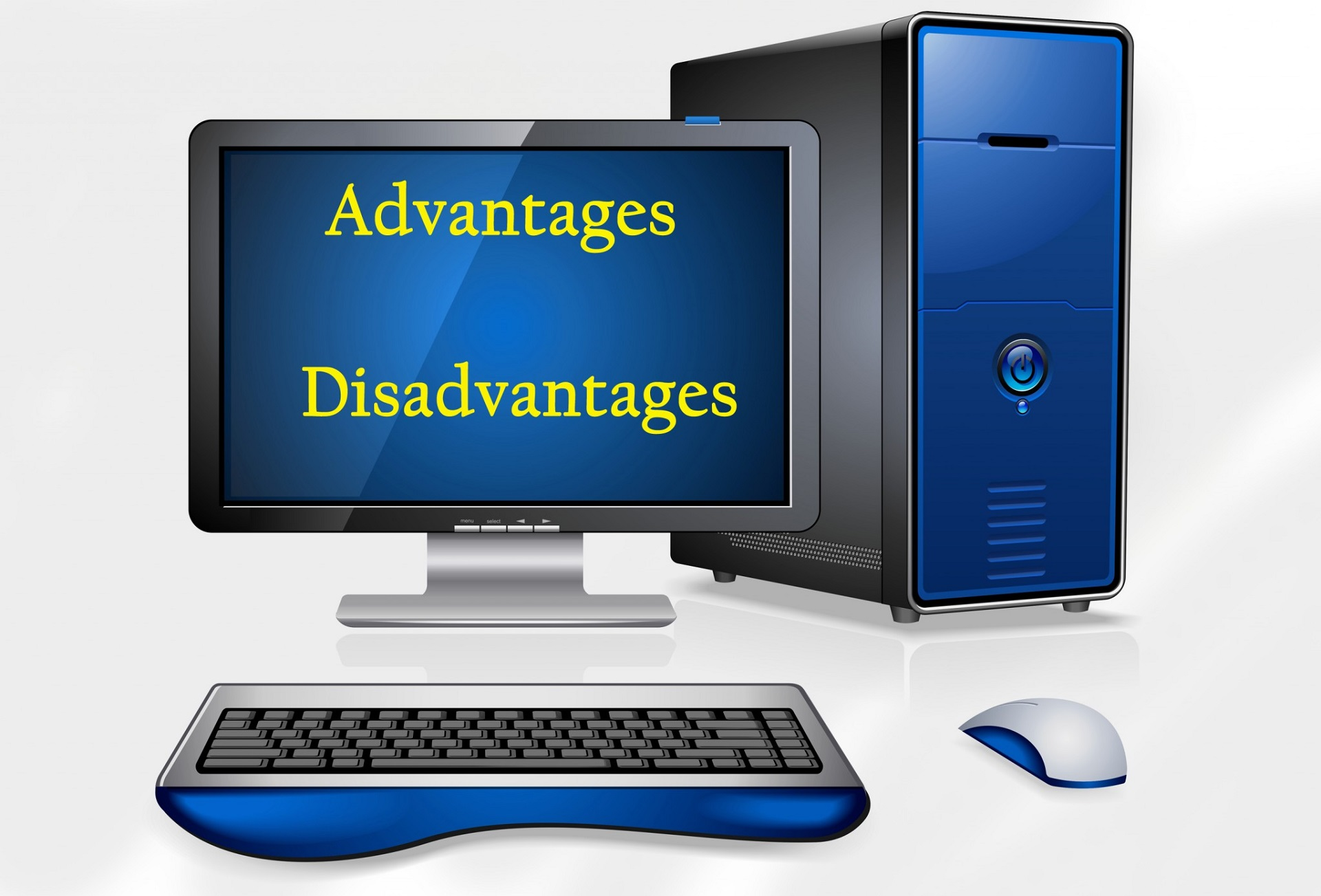 advantage and disadvantage of computerized lending system The mortgage channels  a position giving a strategic advantage,  when many consider a disadvantage due to the probability of producing less choices at a higher.