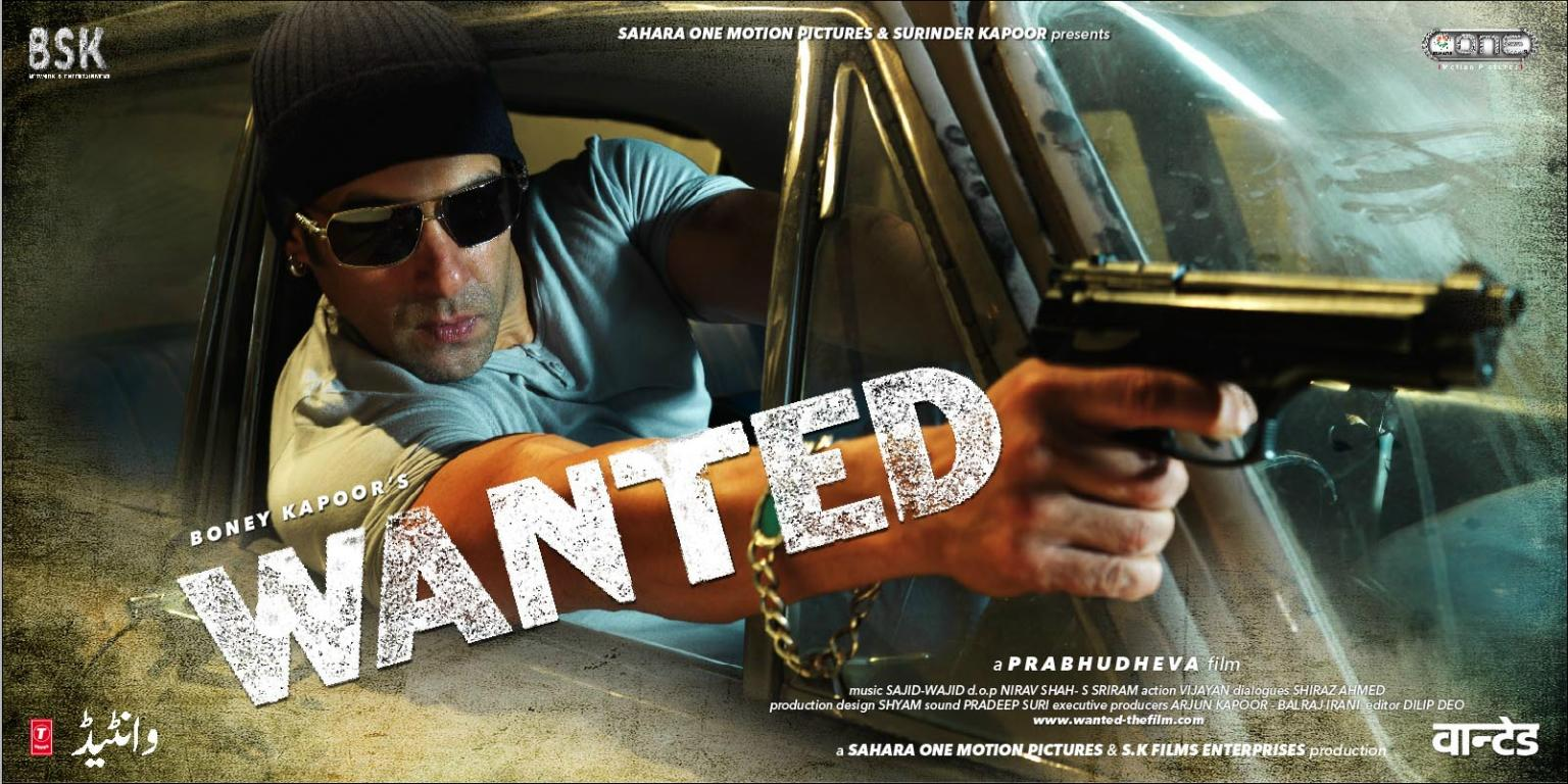 Wanted Movie Poster HD Desktop Wallpaper