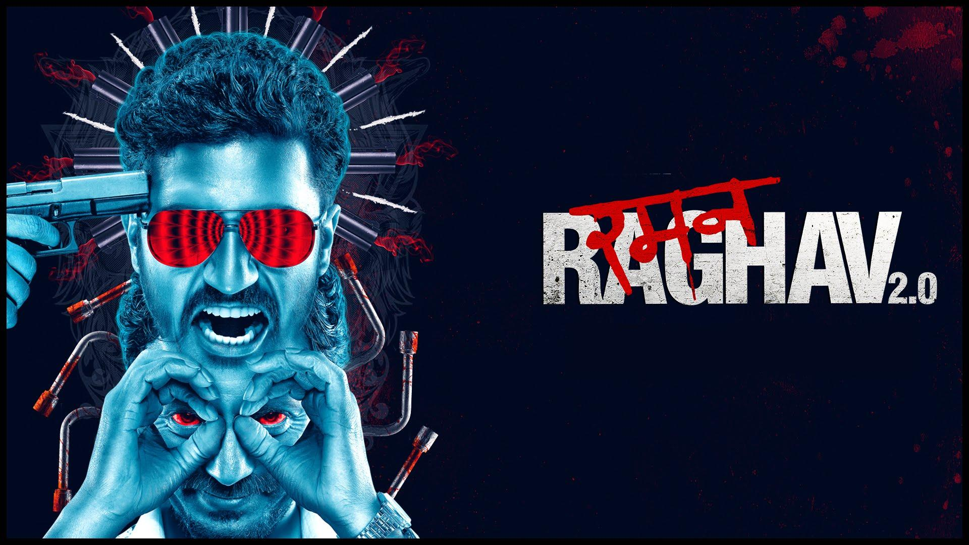 Raman Raghav 2.0 Movie Poster Full HD Wallpaper