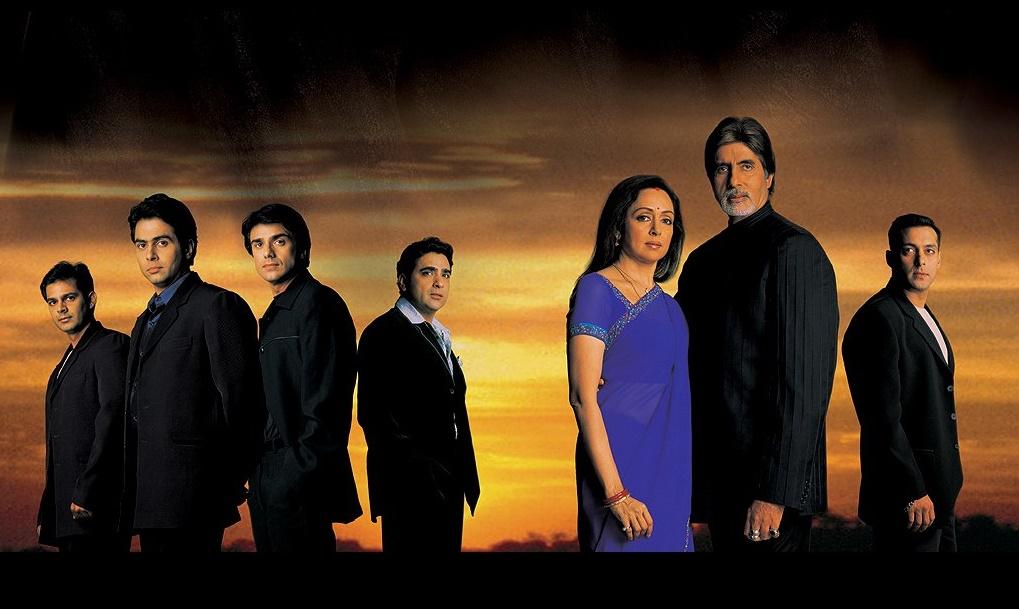 Baghban Movie Poster Full HD Wallpaper