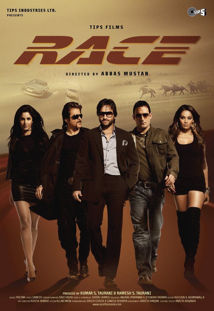 Race Movie Full HD Poster