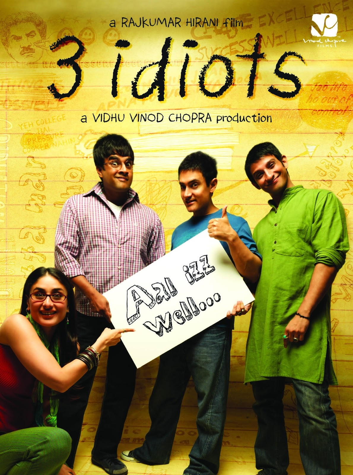 three idiots movie songs free download