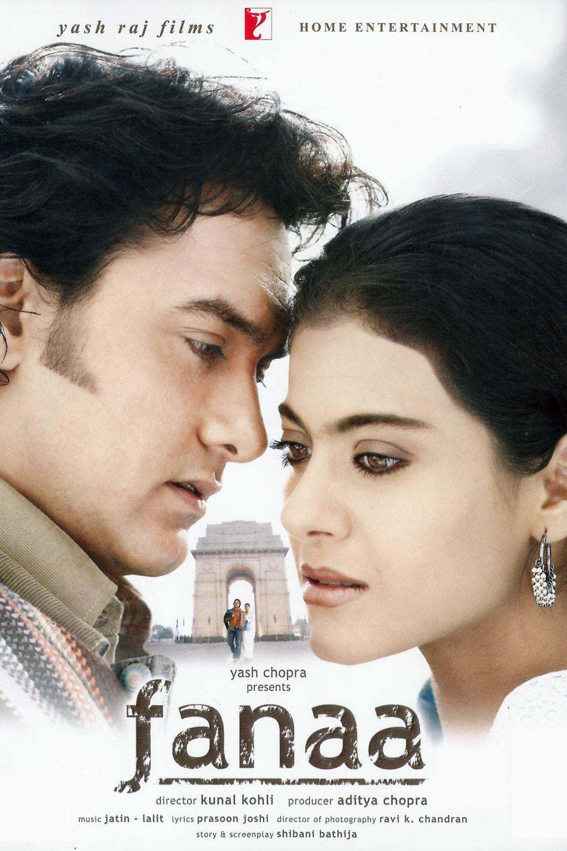 Fanaa Movie Poster - Aamir Khan and Kajol - HD Wallpaper