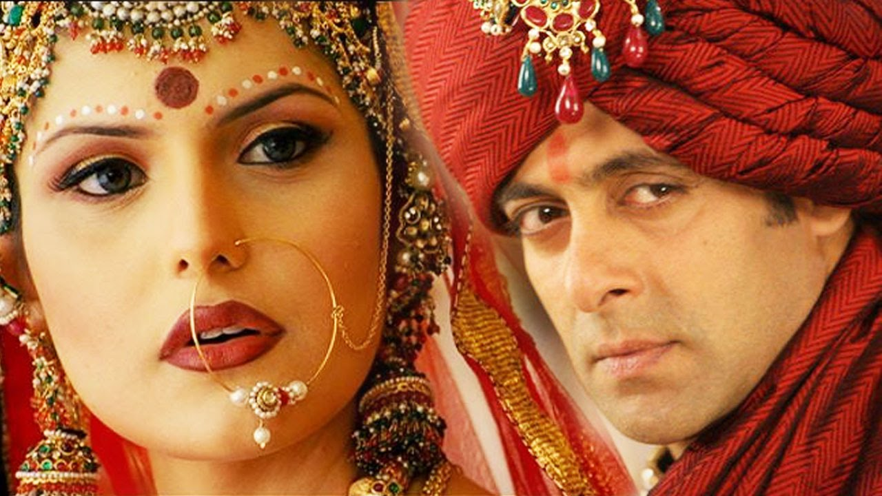 Salman Khan And Zareen Khan In Veer