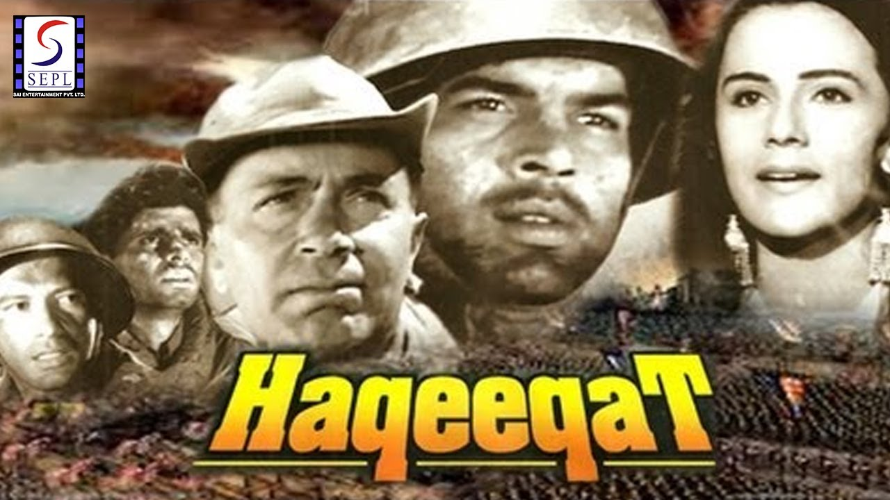 Haqeeqat 1964 Movie Full HD Poster