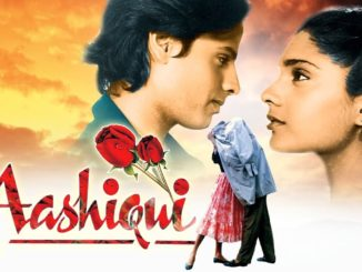 Aashiqui Movie Dialogues Poster - Full HD Desktop Wallpaper - Rahul Roy and Anu Aggarwal