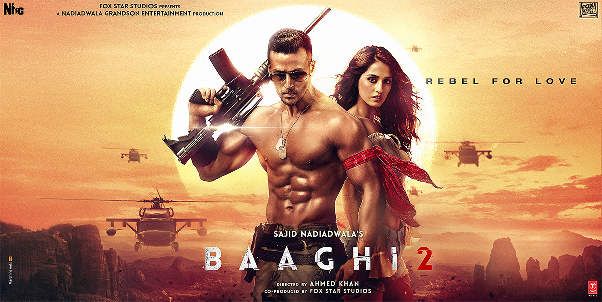 Baaghi 2 Movie Dialogues (Complete List) - Tiger Shroff - Meinstyn