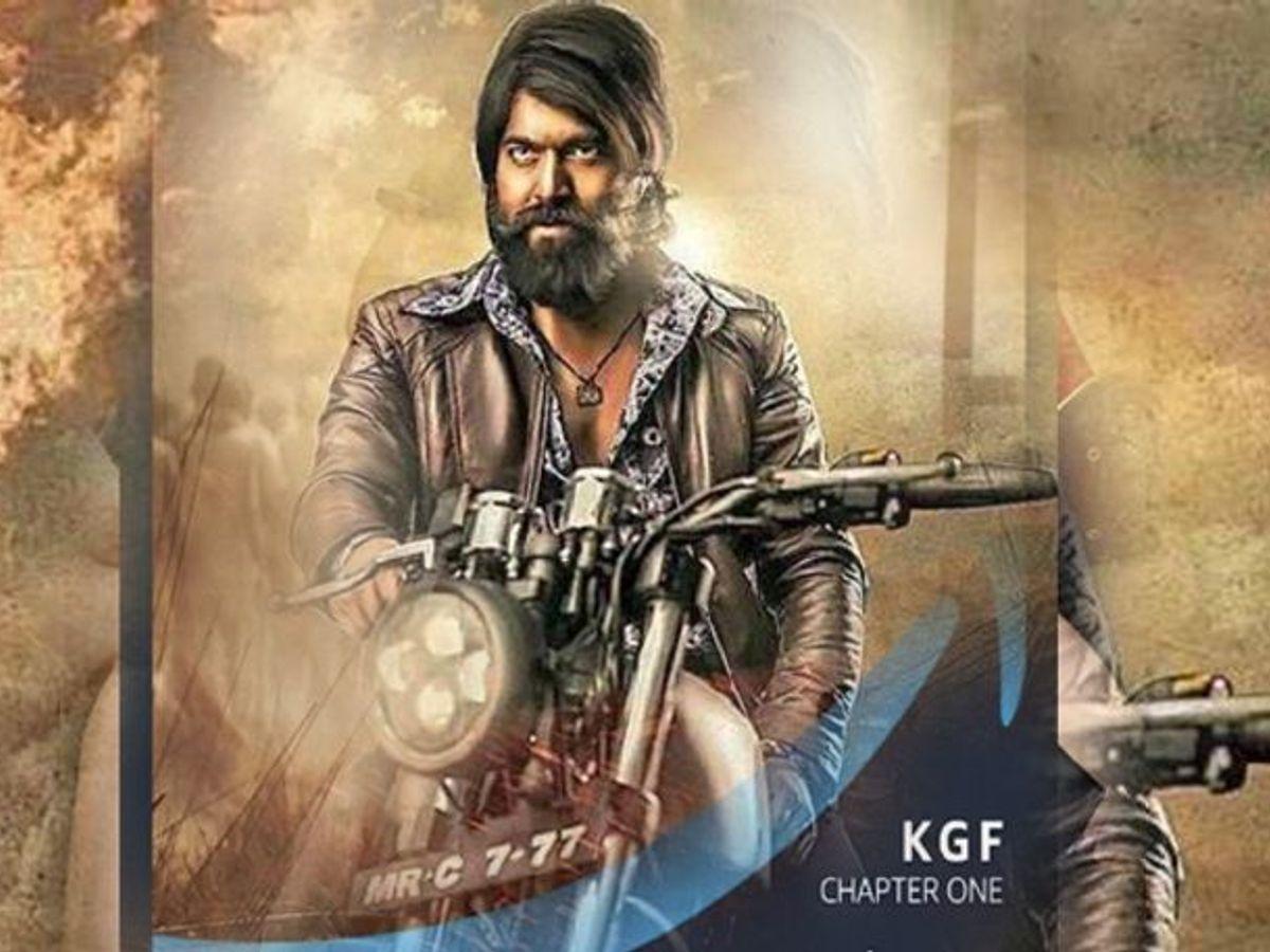 KGF - HD Poster