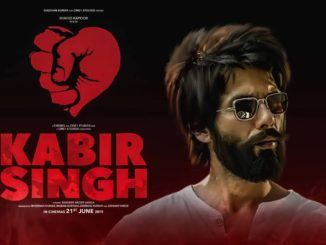 Kabir Singh Movie Dialogues Full HD Poster Desktop Wallpaper