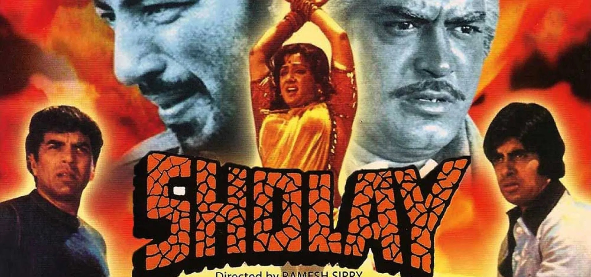 Sholay Movie Dialogues (Filmy Quotes) - Meinstyn Solutions