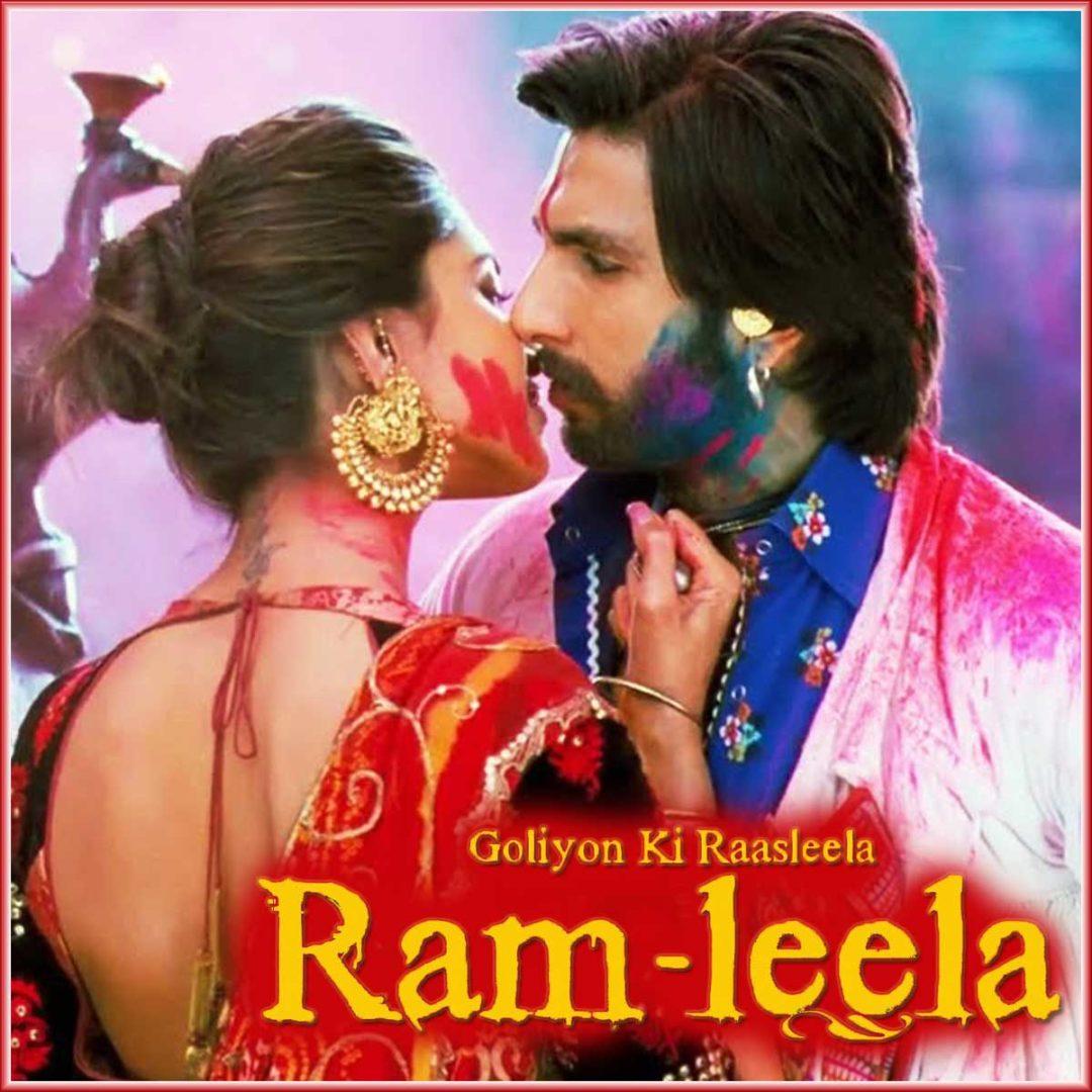Deepika And Ranveer Kiss Scene Scene In Ram Leela Full HD Poster Movie Clip