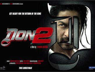 Don 2 Movie Dialogues Shahrukh Khan Full HD Poster