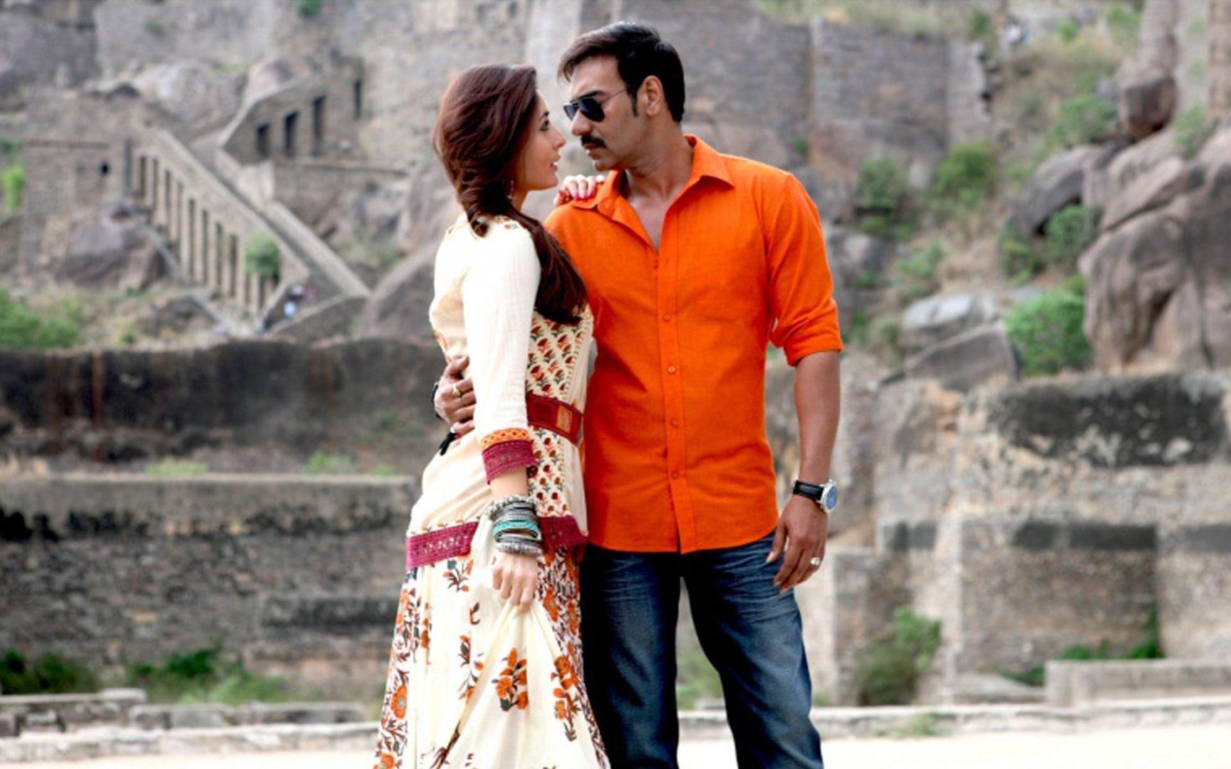 Singham Returns Movie Dialogues - Ajay Devgan And Kareena Kapoor Romance