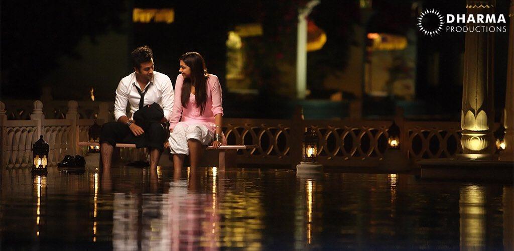 Yeh Jawani Hai Deewani Movie Dialogues - HD Poster - Deepika And Ranbir