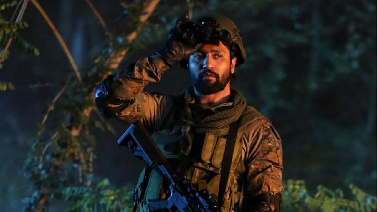 URI Movie Clips - Full HD Vicky Kaushal