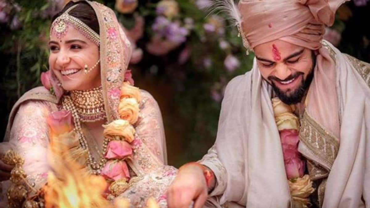 Anushka Sharma And Virat Kohli Marriage - Bollywood Actresses Who Married To Indian Cricketers
