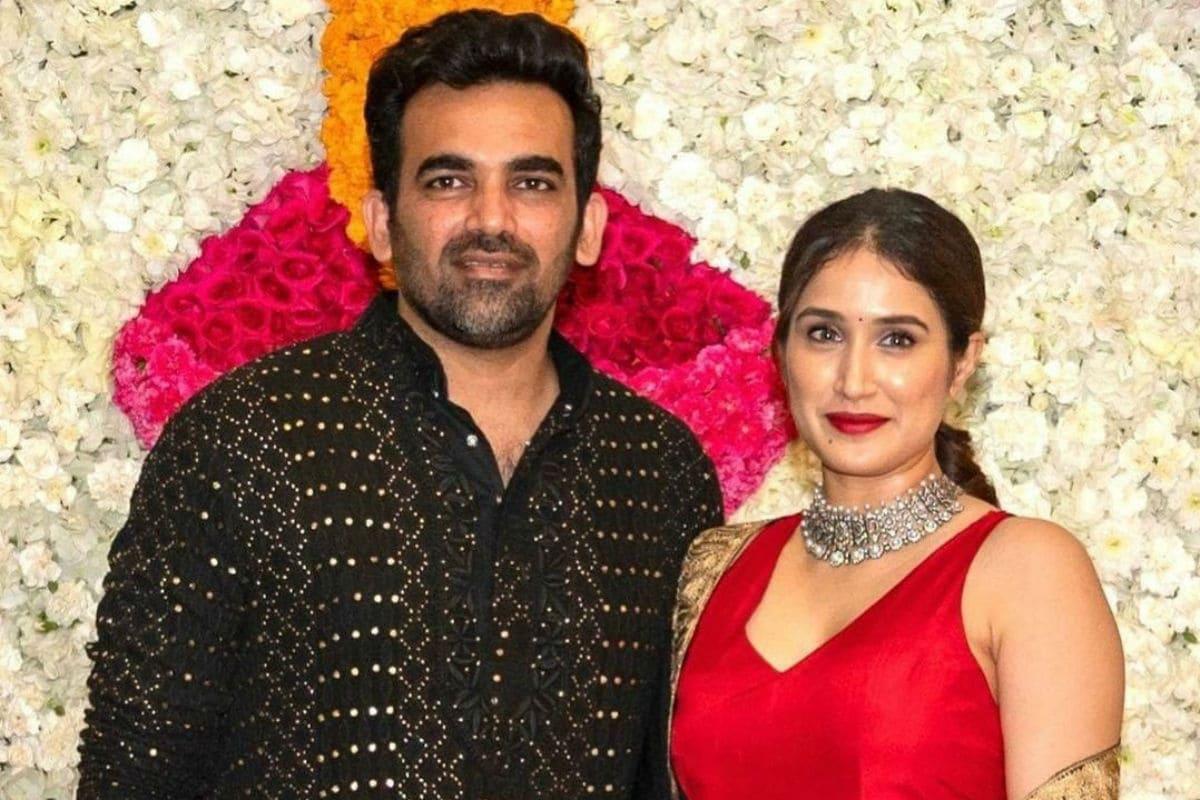 Sagarika Ghatge And Zaheer Khan Wedding - Bollywood Actresses Who MArried To Indian Cricketers