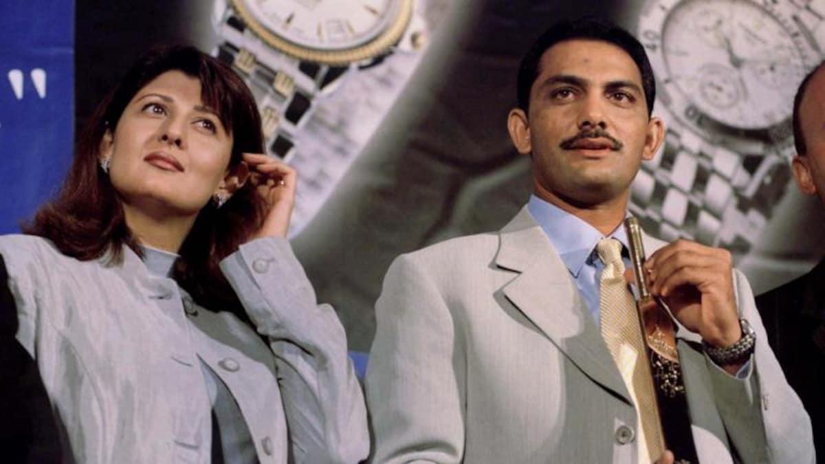 Sangeeta Bijlani - Mohammad Azharuddin - Bollywood Actresses Who Married To Indian Cricketers