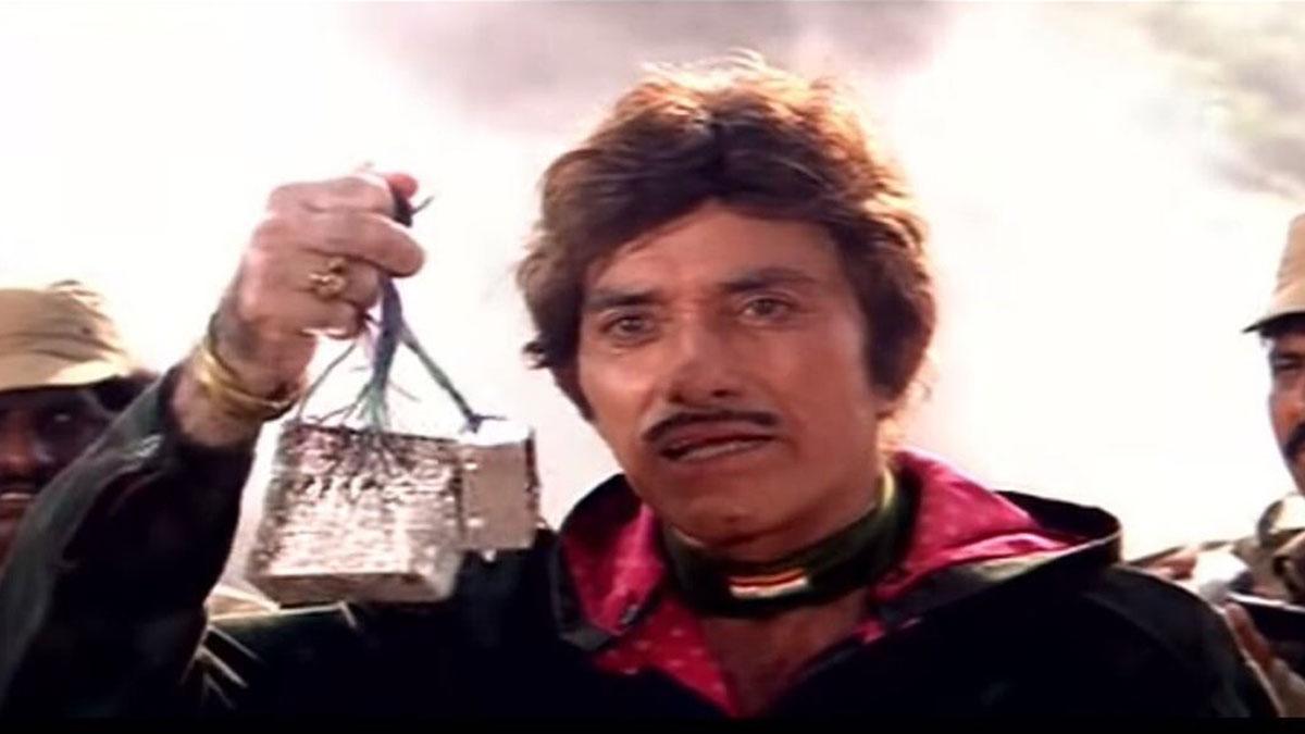 Tirangaa Hindi Movie - Raaj Kumar