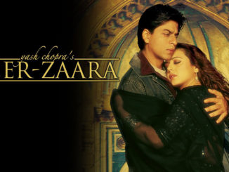 Veer Zaara Movie Poster - Famous Dialogue Collection