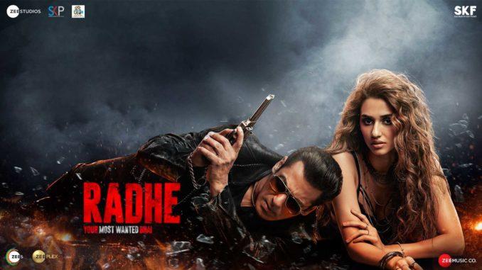 Radhe Movie Dialogues